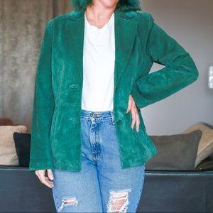 Siena Leather Jacket